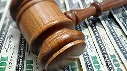 The cost of divorce can escalate dramatically in a long court battle.