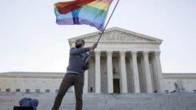 Same-sex marriage now law of the land