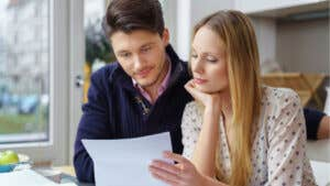 Is a person with power of attorney responsible for debt?