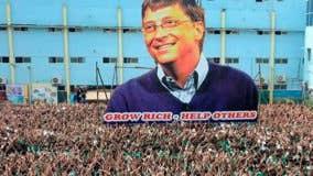 US tops philanthropy ranking — again