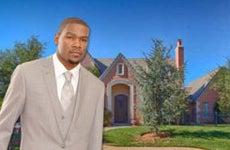 Durant: Photo by PR Photos, house: Realtor.com