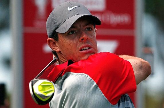 Richest golfers in the world © DAVID GRAY/Reuters/Corbis
