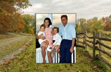 The Kennedys © Patricia Burns, Middleburg Real Estate