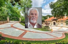 Kenny Rogers Photo by PR Photos