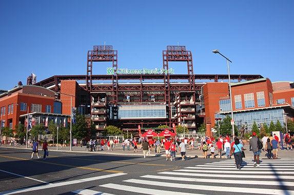Citizens Bank Park (Philadelphia Phillies) © Ffooter/Shutterstock.com
