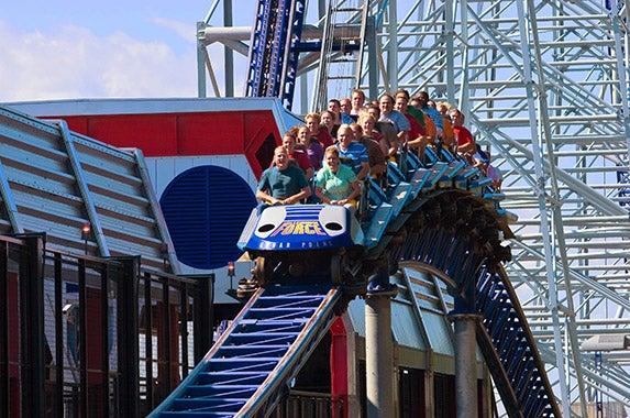 No. 3: Cedar Point (Sandusky, Ohio)   Photo courtesy of Cedar Point