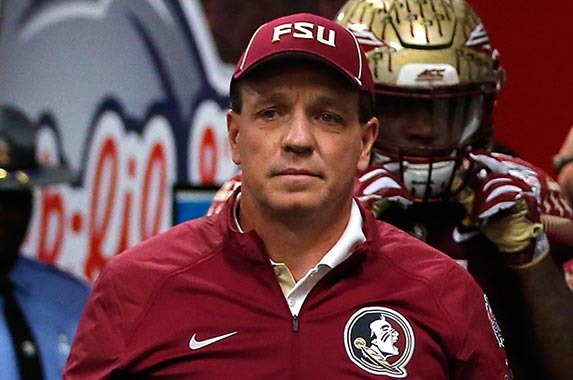 Jimbo Fisher (Florida State University) | Kevin C. Cox/Getty Images