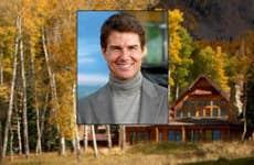 Tom Cruise © Helga Esteb/Shutterstock.com; House: Realtor.com