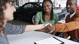 Buy a used car and save money
