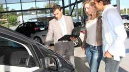 Fed action drives down rates on car loans