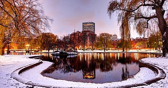 No. 8: Boston © iStock.com/DenisTangneyJr