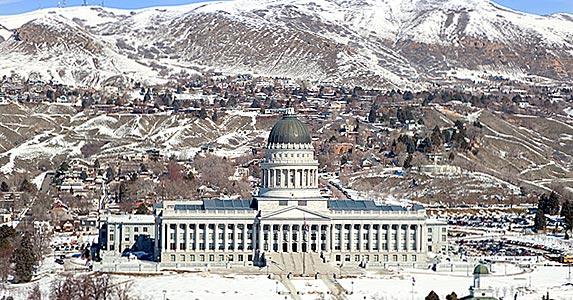 No. 7: Salt Lake City © iStock.com/KingWu