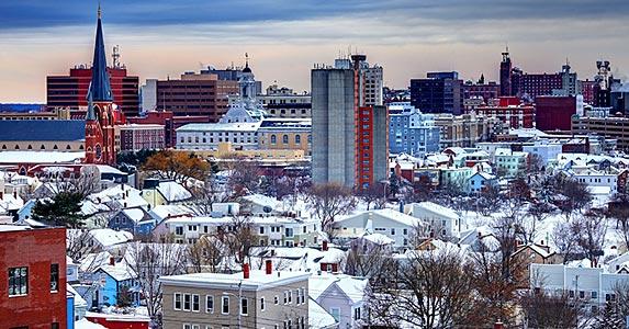 No. 2: Portland, Maine © iStock.com/DenisTangneyJr