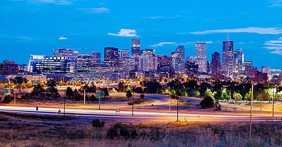 No. 1: Denver © iStock.com/traveler1116