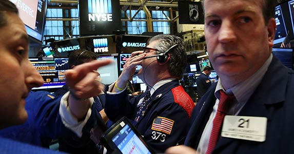 The market can be spooked | Spencer Platt/Getty Images