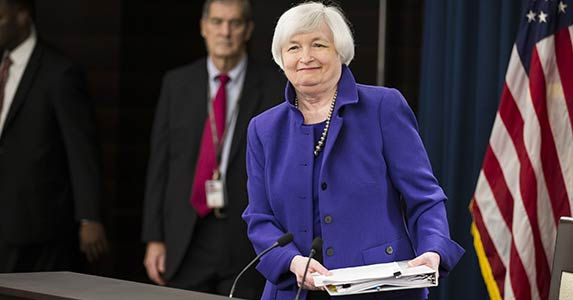 But the Fed could raise rates if ... | Anadolu Agency/Getty Images