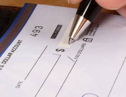 Scoop up bank incentives