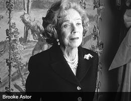 An Astor-nomical fortune