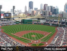 Pittsburgh Pirates, PNC Park