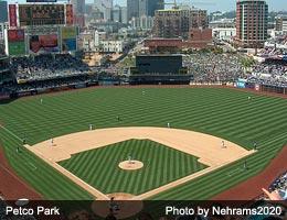 San Diego Padres, Petco Park