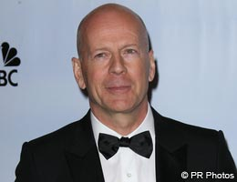 Bruce Willis: No longer lost for words