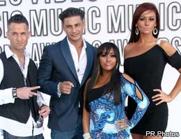 Cast of Jersey Shore
