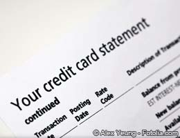 Investigate credit card payments