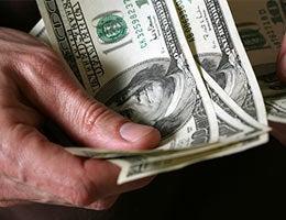 Jump-start your savings with extra cash © Tatiana Morozova/Shutterstock.com