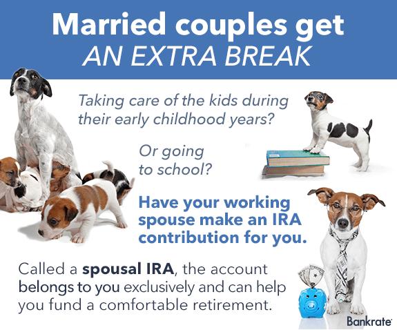 Married couples get an extra break © Bigstock