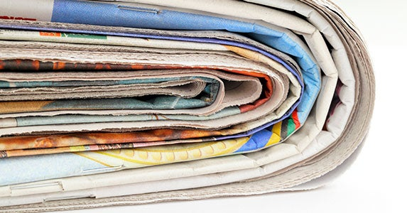 Newspaper subscriptions © zimmytws/Shutterstock.com