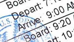 Saving for airfare