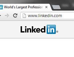 Looking at LinkedIn