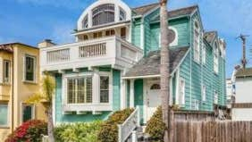 10 houses for sale in the happiest American beach towns