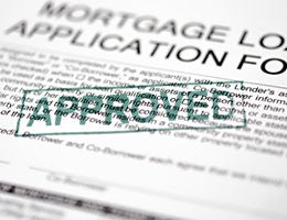 Get preapproved for a conventional loan © zimmytws/Shutterstock.com