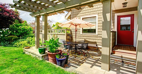 'Too-little yard' syndrome © Iriana Shiyan/Shutterstock.com