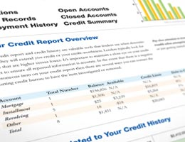 Changing credit score