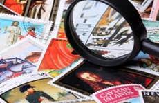 Stamp collection © Pshenichka/Shutterstock.com