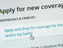 2. Don't buy insurance on an exchange if you don't qualify for a discount. © txking/Shutterstock.com