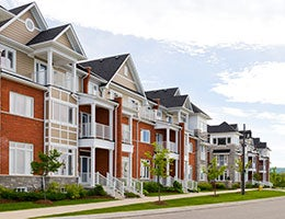 8. For a town house or condo unit, be sure you get the 'deductible assessment coverage.' © LesPalenik/Shutterstock.com