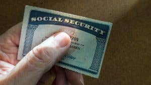 The feds can garnish Social Security to pay your debts