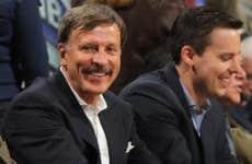Stan Kroenke Denver Nuggets game