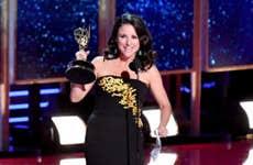 Julie Louis-Dreyfus Emmy acceptance speech