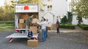 When can you take a tax deduction for moving expenses?