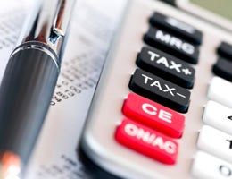 Adjust for increased income tax rates