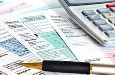 Tax forms  © iStock