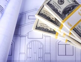 Cash and a house plan