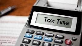 Tax deadline in October