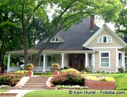Pay tax-deductible home expenses
