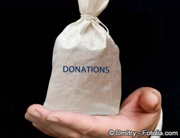 Abuse of charitable organizations and deductions