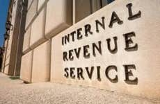 IRS building sign   Pgiam/Getty Images